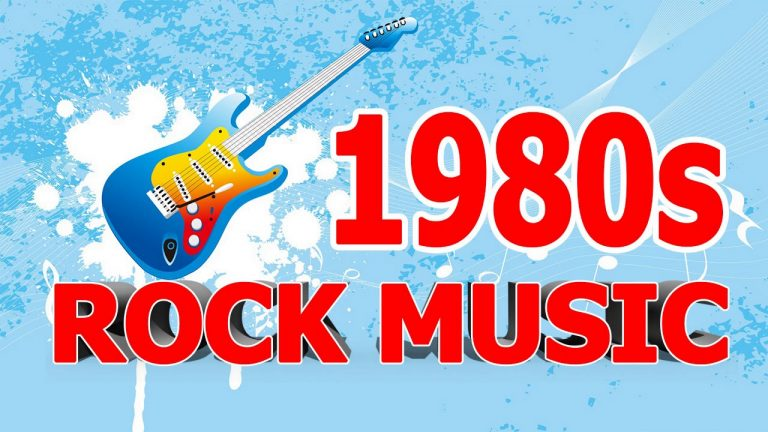 Best Rock Music Playlist of 1980s