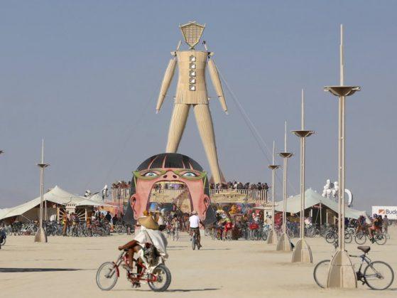 Burning Man Festival 2020