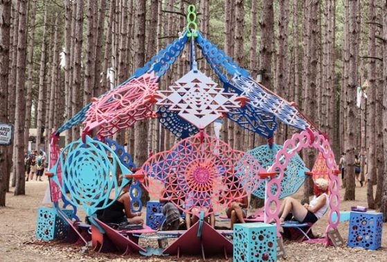Electric forest festival 2020
