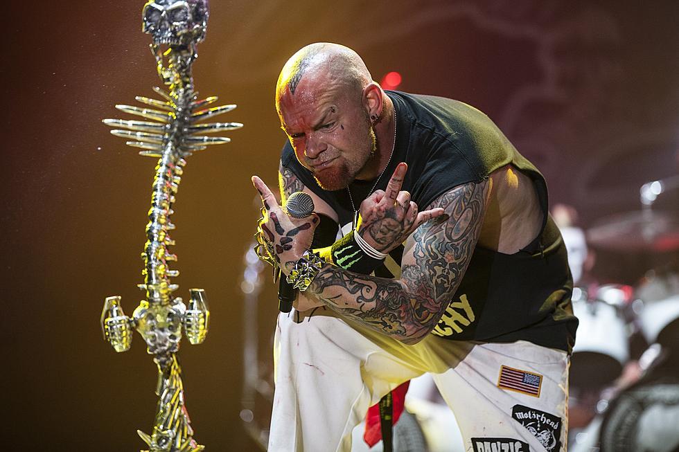 Five Finger Death Punch Plots Tour 2020