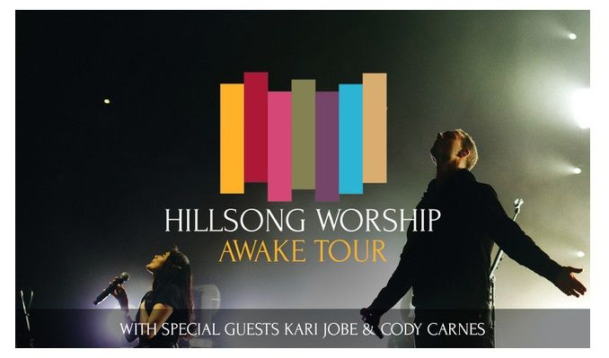 hillsong worship tour 2020