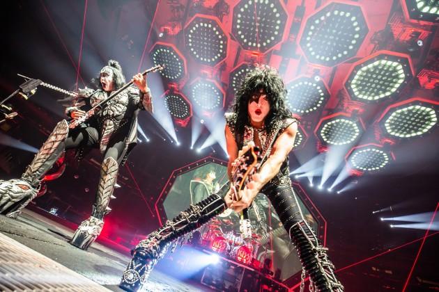 Kiss tour 2020