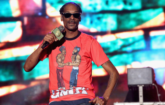 Snoop Dogg tour 2020