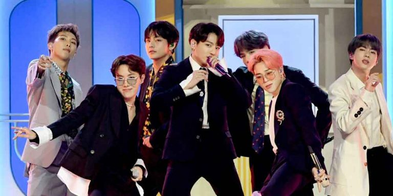 BTS Announce 2020 World Tour