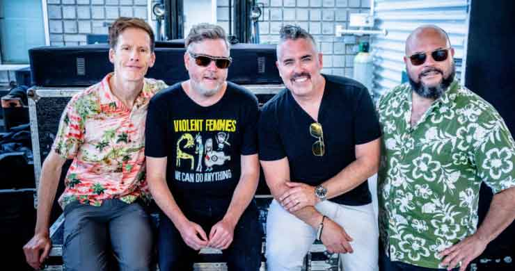 Barenaked Ladies Announce 'Last Summer On Earth' North American 2020 Tour