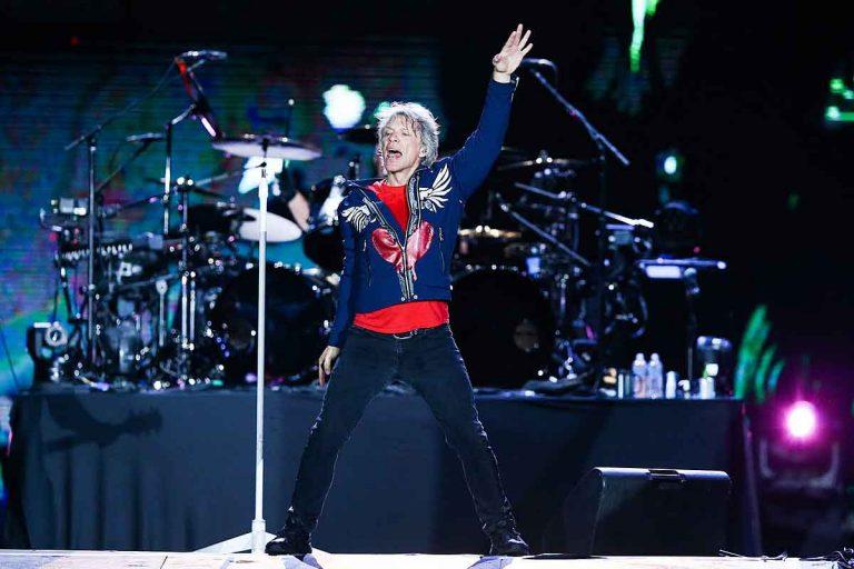 Bon Jovi pairs up with Bryan Adams in 2020 tour.
