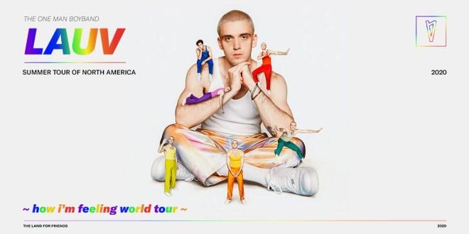 Lauv World Tour 2020