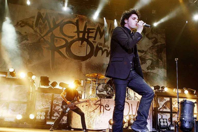 My Chemical Romance US tour 2020.