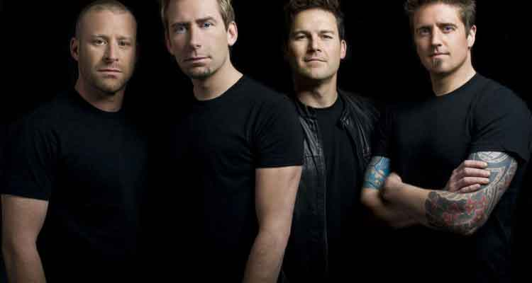 Nickelback announce 'All the Right Reasons' tour 2020
