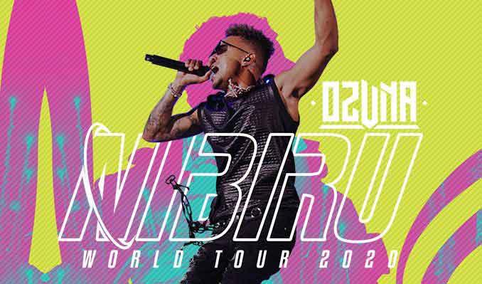 Ozuna extends 'Nibiru' tour in 2020