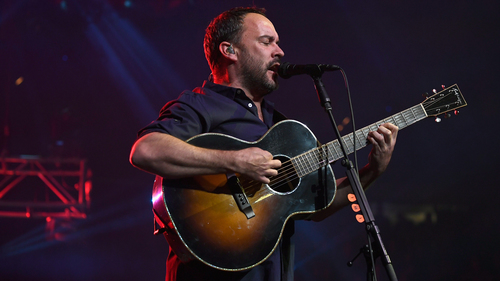 Dave Matthews Band Tour 2020