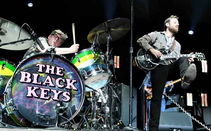 The Black Keys Share 2020 Canadian Tour Dates