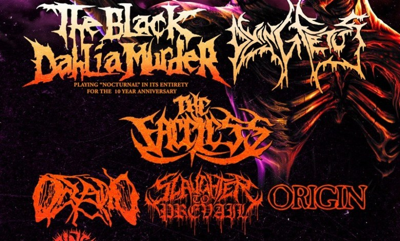 The Summer Slaughter Tour 2020