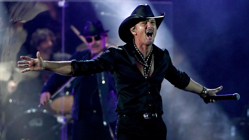 Tim McGraw Announces Run of Here on Earth Tour Dates