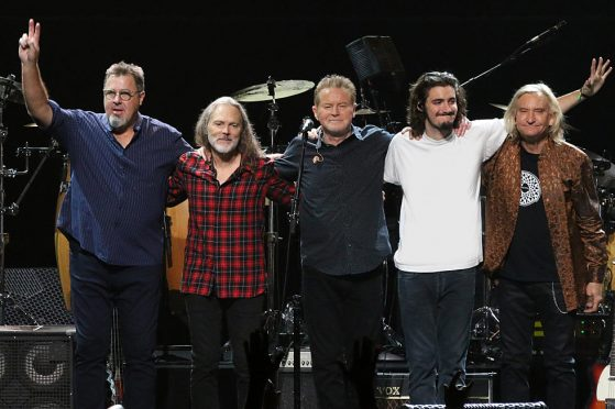 the eagles tour 2020