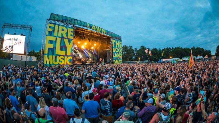 Firefly Music Festival and Line up 2020.