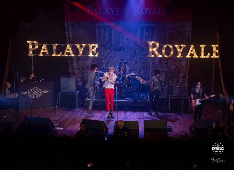 Palaye Royales Shares 'the Bastard' North American Tour 2020 Dates