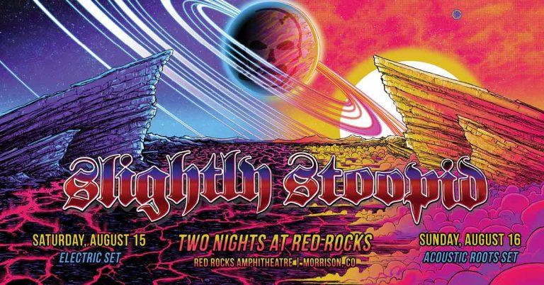 Slightly Stoopid Announces Tour Dates 2020 & Schedule