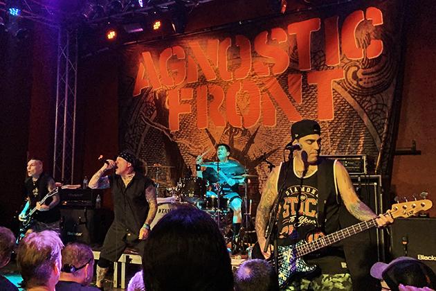 Agnostic Front Tour 2021