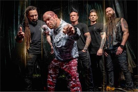 Five Finger Death Punch tour 2021