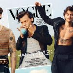 Harry Styles covers American Vogue