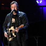 Vince Gill & Eagles bonding.