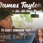 Bonnie Raitt and James Taylor's Tour 2021