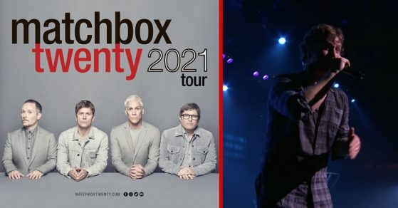 Matchbox Twenty Tour 2021