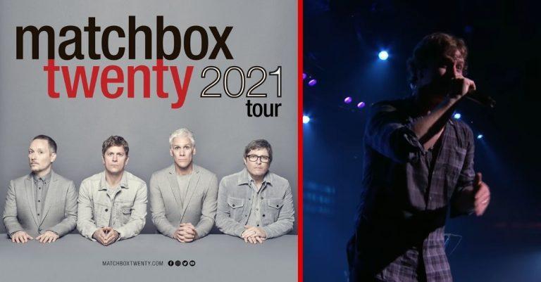 Matchbox Twenty Tour 2021