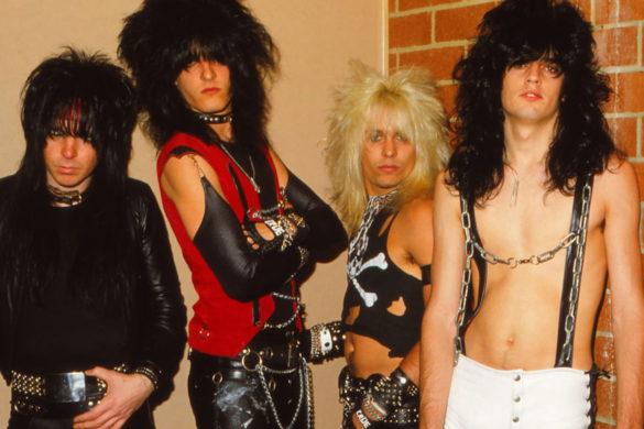 Mötley Crüe Tour 2022