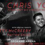 Chris Young Tour 2021
