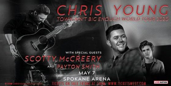 Chris Young Tour 2021