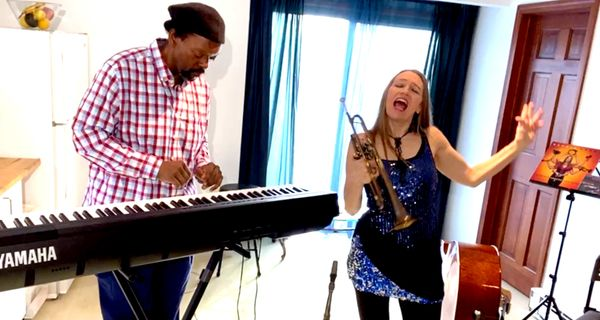 Duo Laroo Byrd 2021 Live Concert