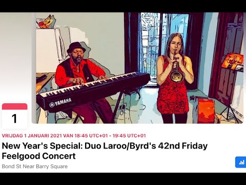 Duo Laroo Byrd 2021