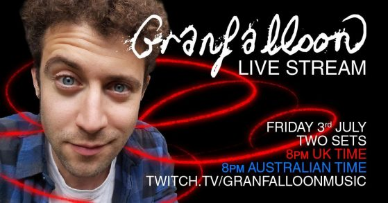 Granfalloon (UK) Live Stream