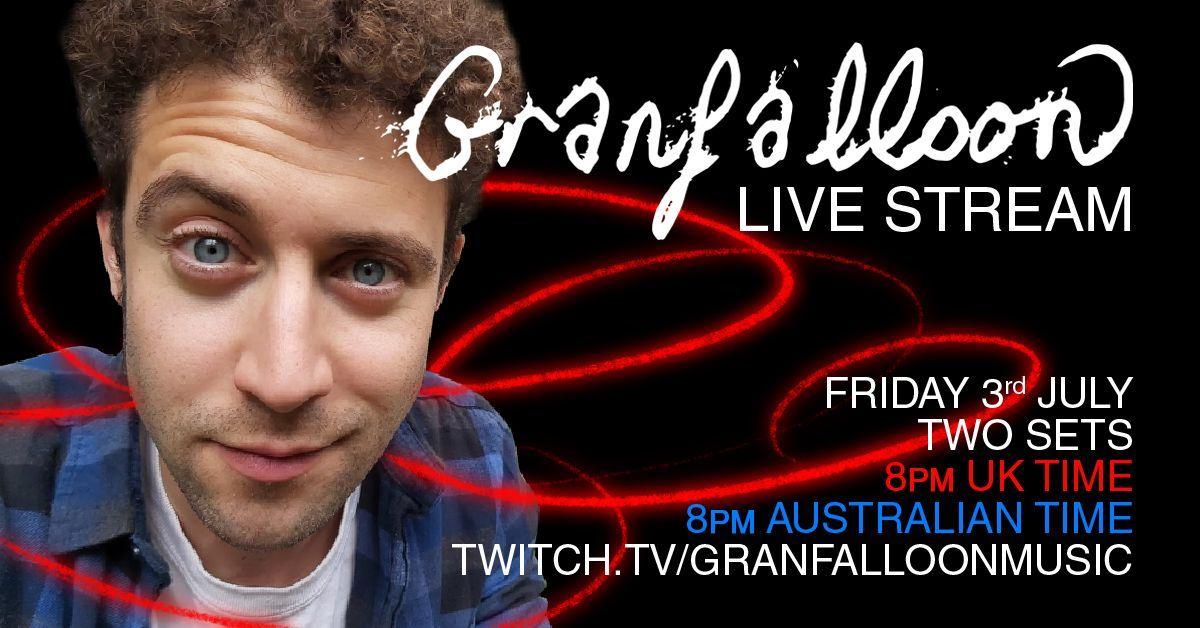 Granfalloon (UK) Live Stream