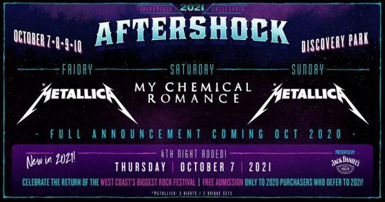 aftershock festival 2021