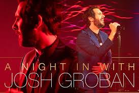 josh groban valentines day live stream concert