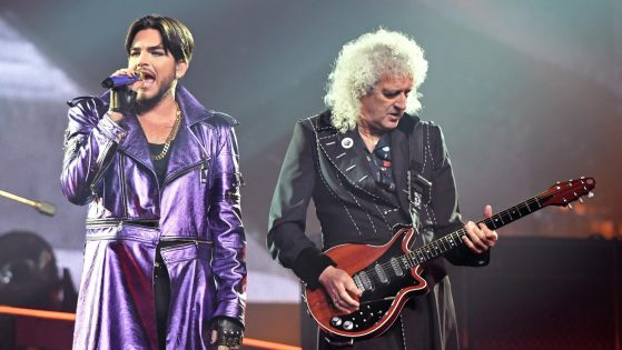 Queen Adam Lambert tour 2022