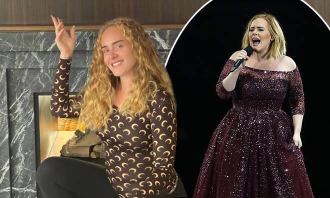 Adele Tour 2022 - 2023