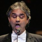 Andrea Bocelli Tour 2022 - 2023