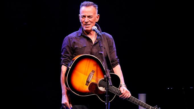 Bruce Springsteen Tour 2022 - 2023