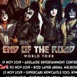 Kiss Tour 2022 - 2023