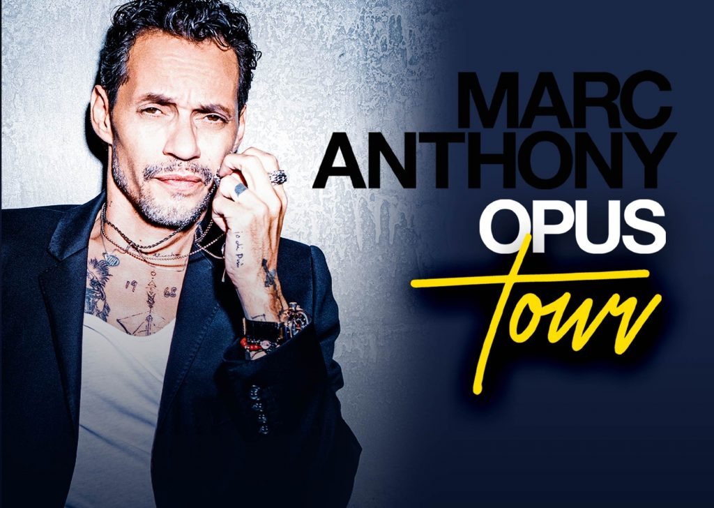 Marc Anthony Tour 2022 - 2023