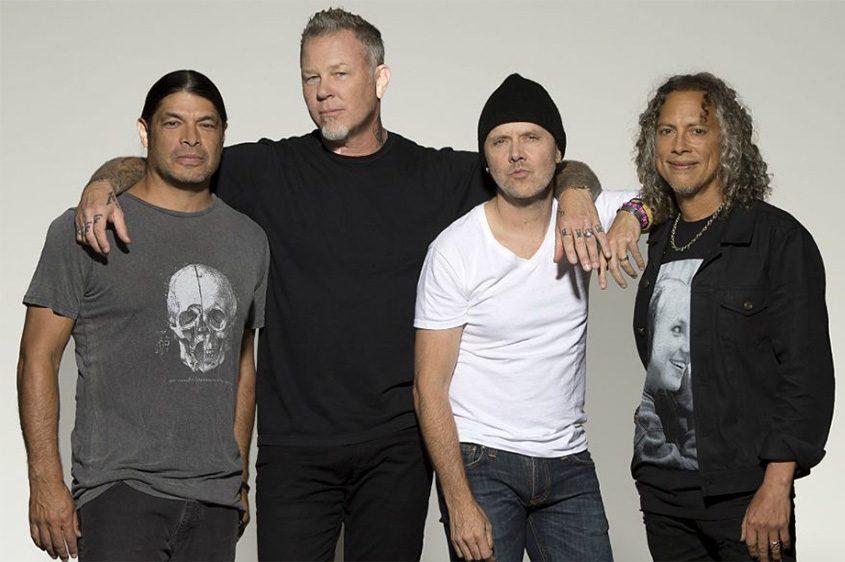Metallica Tour 2022 - 2023