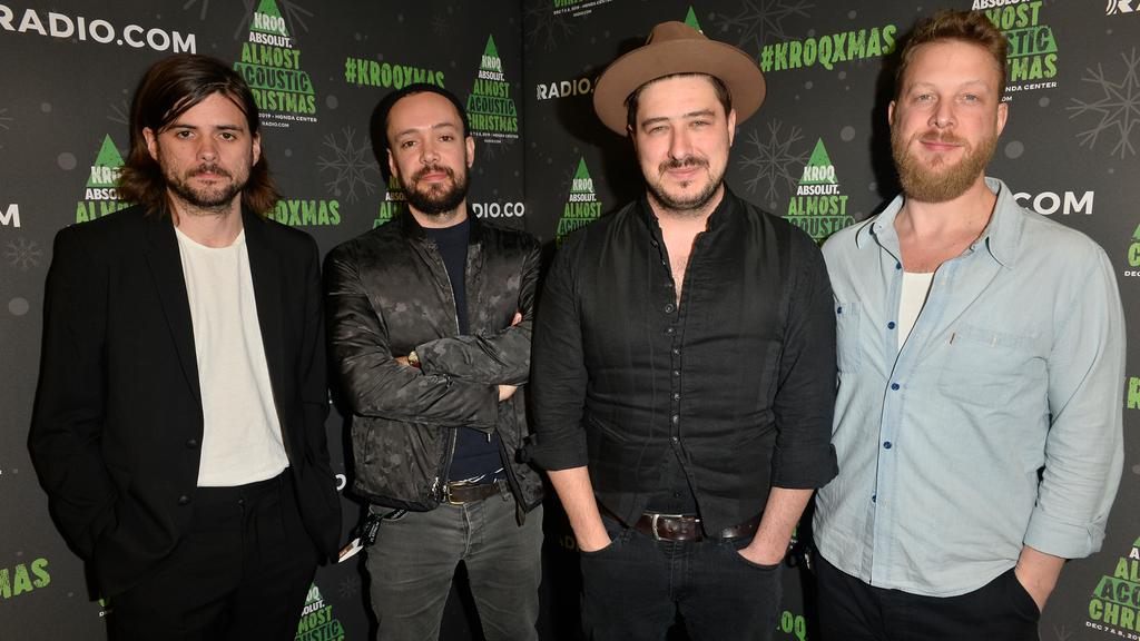 Mumford And Sons Tour 2022 - 2023