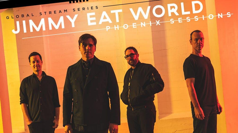 Jimmy Eat World Tour 2021